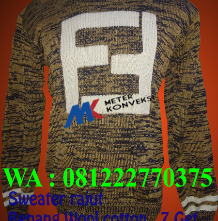 Pusat Sweater Rajut